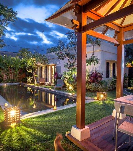 Villa Rumah 23 - 4 Bedrooms Villa - Bali Villa Rentals in Seminyak
