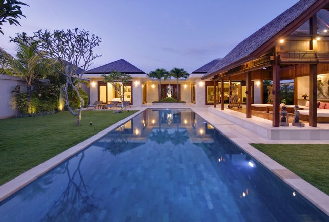 Saba Villas Bima - 2 Bedrooms Villa - Canggu Luxury Villa