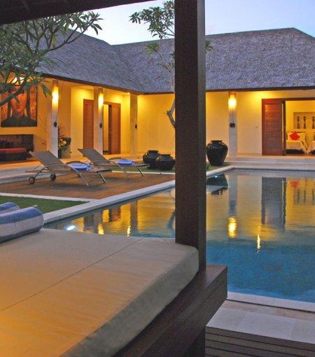 Saba Villas Sadewa - 2 Bedrooms Villa - Bali Villa Rentals in Canggu