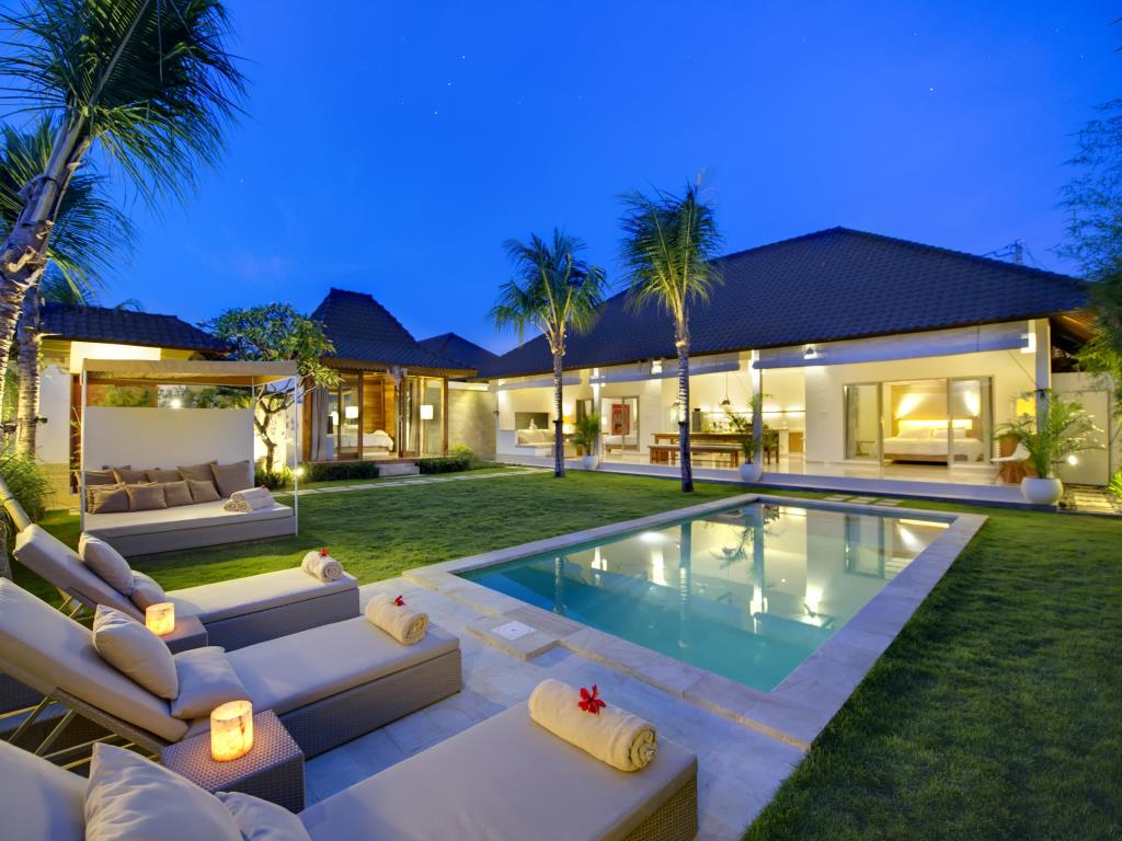 Sahana Villas In Seminyak Bali Indonesia 3 Bedrooms Villas In Bali