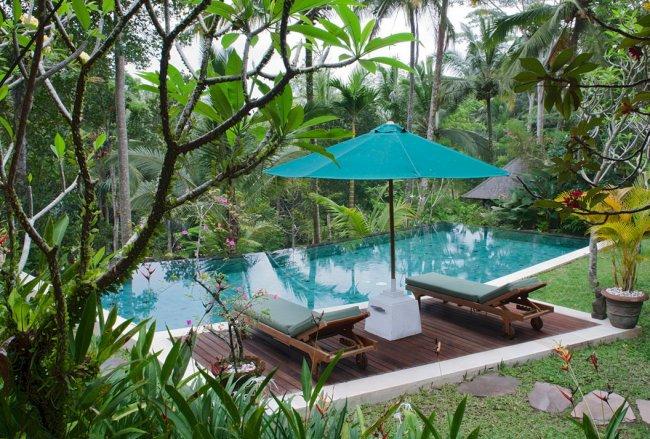 Samaki Villa - 3 Bedrooms Villa - Bali Villa Rentals in Ubud