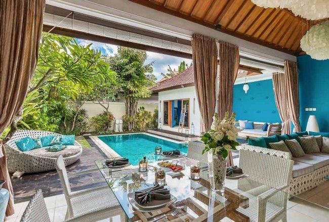 Sea Villa Seminyak - 2 Bedrooms Villa - Seminyak Luxury Villa
