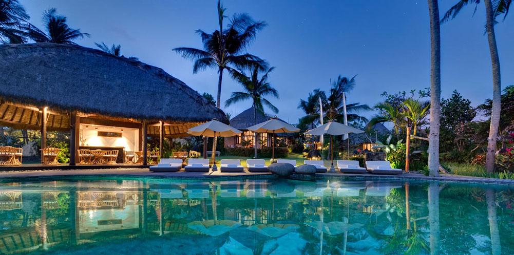 Taman Ahimsa - 7 Bedrooms Villa - Canggu Luxury Villa