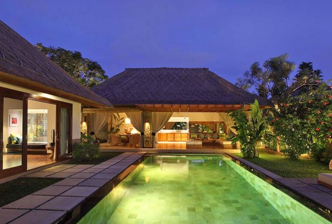 The One Villa Seminyak - 2 Bedrooms Villa - Bali Villa Rentals in Seminyak