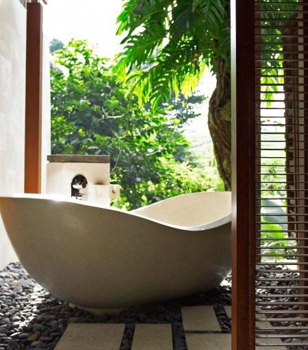 Tukad Pangi Villa - 3 Bedrooms Villa - Bali Villa Rentals in Canggu