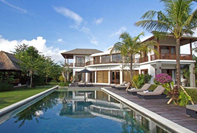 Uma Nina Jimbaran Villas - 5 Bedrooms Villa - Bali Villa Rentals in Jimbaran