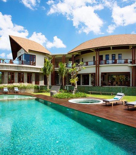 Umah Daun Umalas Villa - 5 Bedrooms Villa - Bali Villa Rentals in Umalas