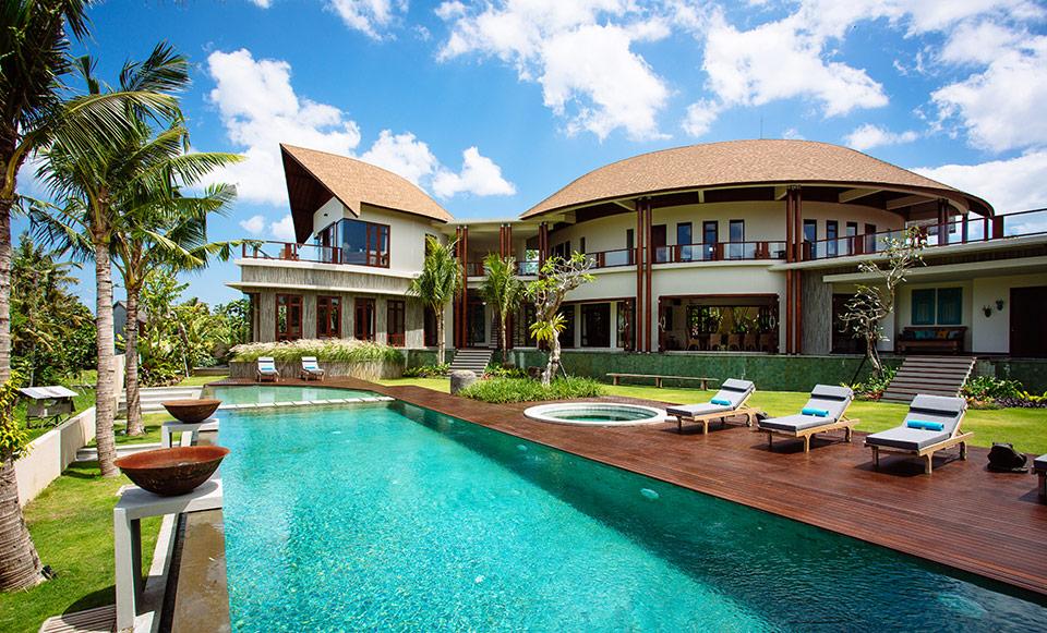 Umah Daun Umalas Villa - 5 Bedrooms Villa - Umalas Luxury Villa