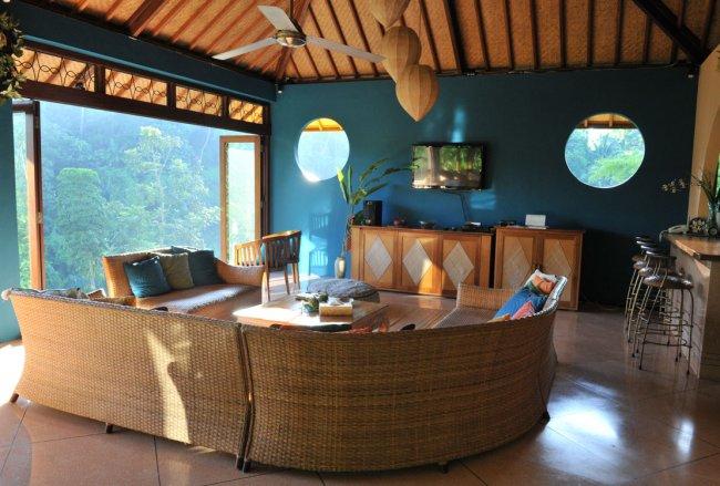 Umah Shanti Villa - 3 Bedrooms Villa - Bali Villa Rentals in Ubud