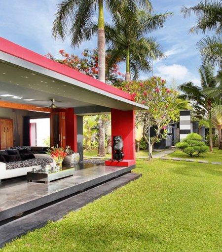 Villa Valentine - 5 Bedrooms Villa - Bali Villa Rentals in Canggu