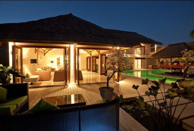 Villa Vie Seminyak - 5 Bedrooms Villa - Seminyak Luxury Villa