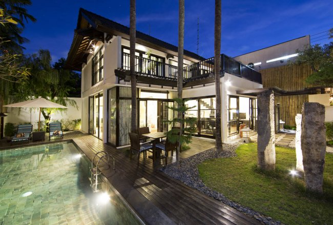 Yuubi Seminyak Villas - 2 Bedrooms Villa - Bali Villa Rentals in Seminyak