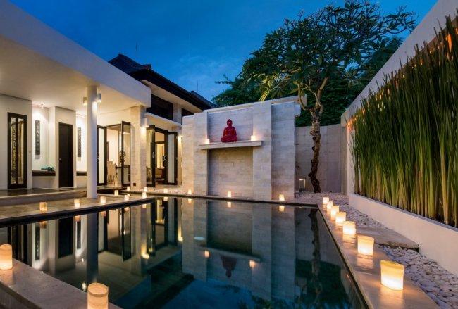 Zensa Villa - 2 Bedrooms Villa - Bali Villa Rentals in Seminyak