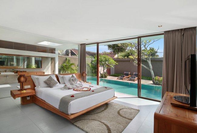 Ziva a Boutique Villa - 3 Bedrooms Villa - Bali Villa Rentals in Kerobokan