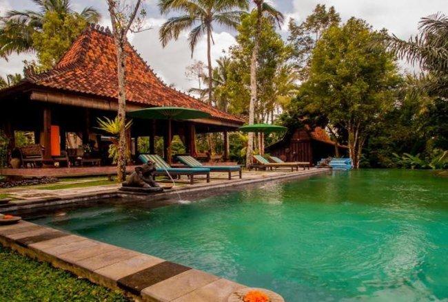Villa Bodhi Ubud - 4 Bedrooms Villa - Ubud Luxury Villa