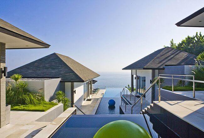 Suluban Cliff Villa - 4 Bedrooms Villa - Uluwatu Luxury Villa