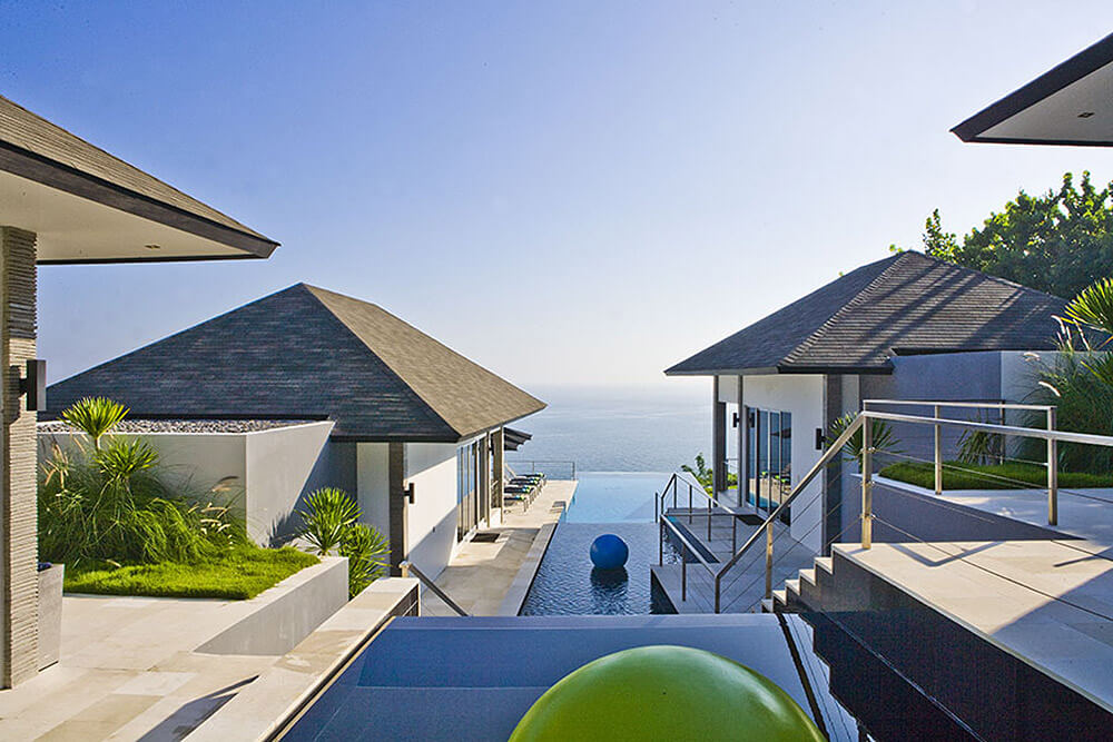 Suluban Cliff Villa In Uluwatu Bali Indonesia 4 Bedrooms Villas In Bali
