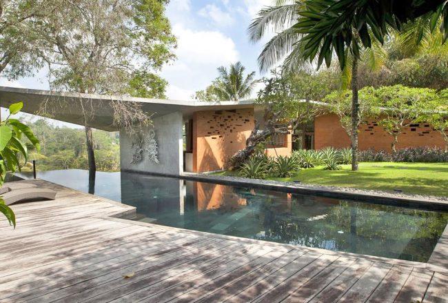 Umah Tampih Villa - 3 Bedrooms Villa - Bali Villa Rentals in Gianyar