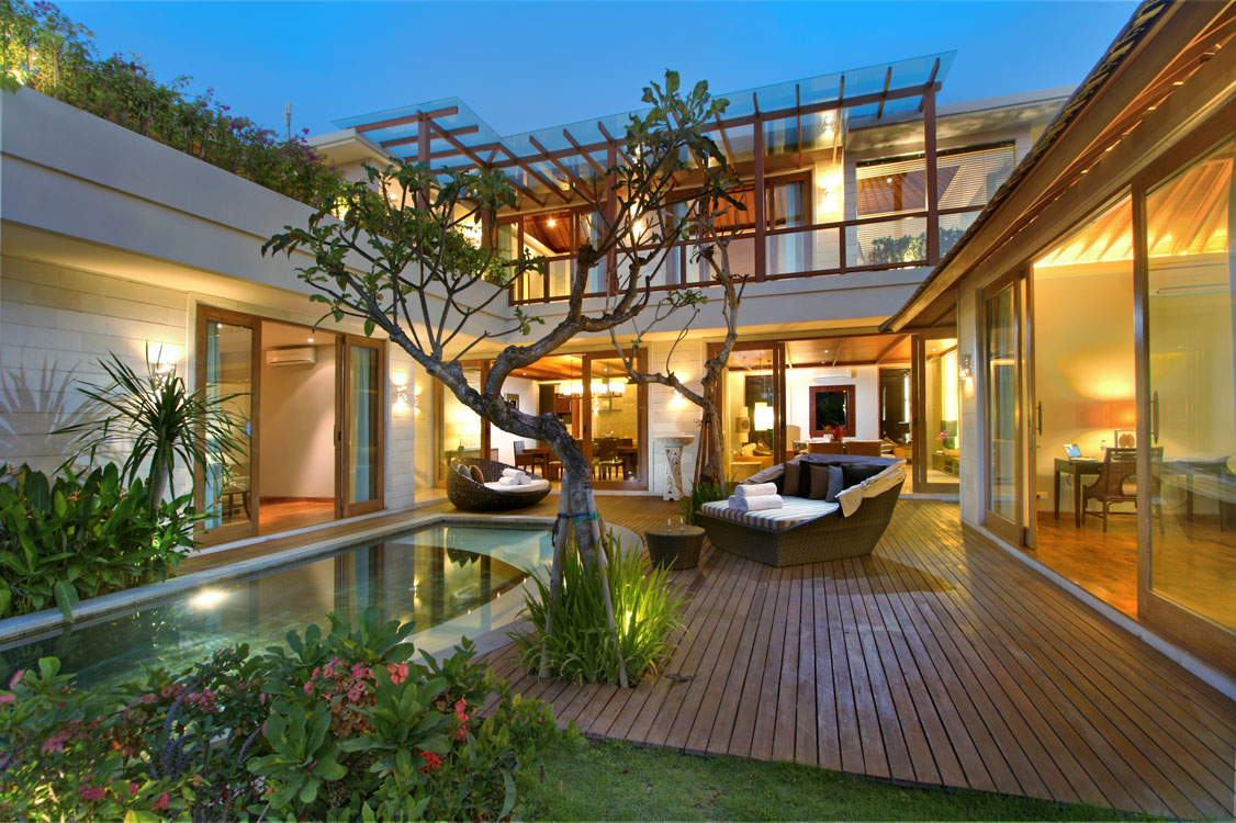 Tiny Home Designs: The Akasha Villa In Seminyak, Bali, Indonesia