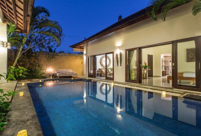 Villa Avisha - 2 Bedrooms Villa - Bali Villa Rentals in Seminyak