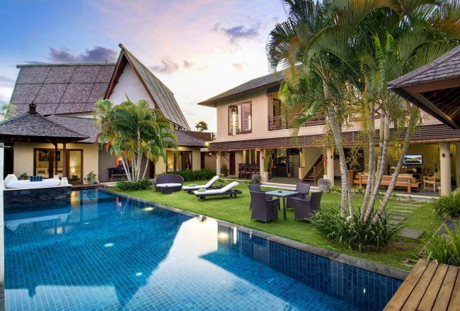 Villa M Bali Seminyak - 5 Bedrooms Villa - Bali Villa Rentals in Seminyak