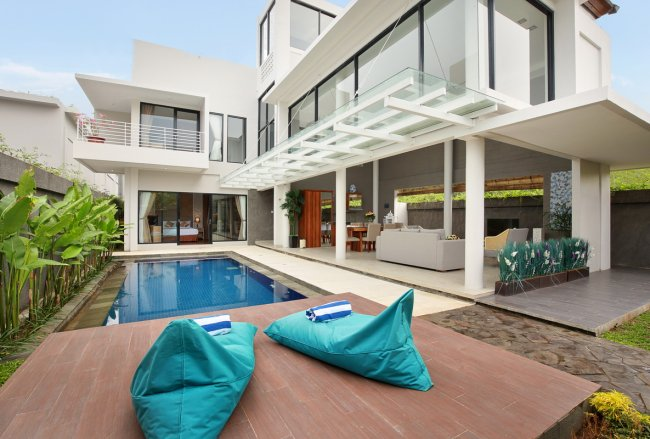 Bellevue Heritage Villas - 3 Bedrooms Villa - Bali Villa Rentals in Nusa Dua