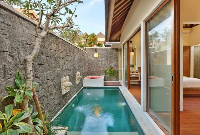 Ini Vie Villa - 2 Bedrooms Villa - Bali Villa Rentals in Kuta / Legian