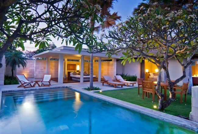 The Bale Villa - 2 Bedrooms Villa - Bali Villa Rentals in Nusa Dua
