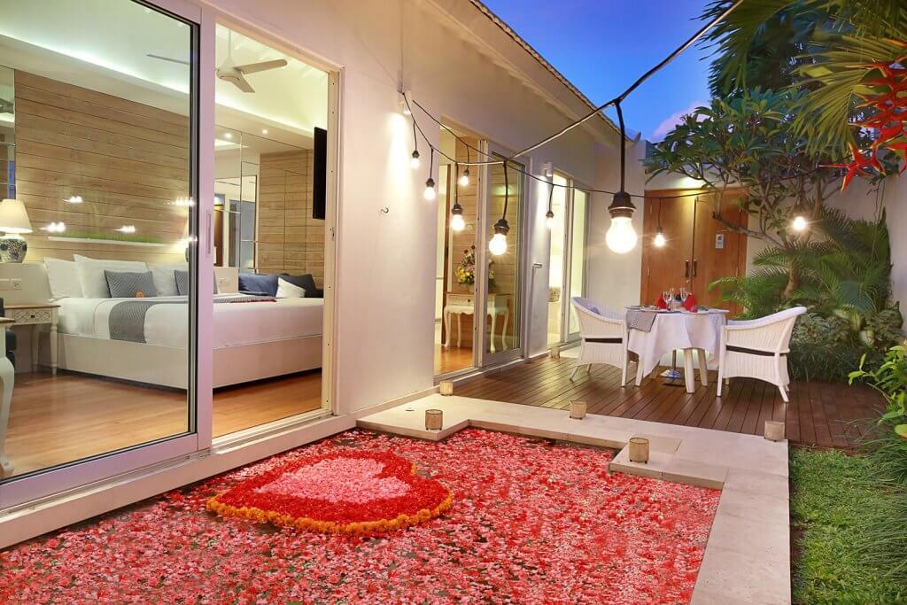 Aleva Villa - 1 Bedroom Villa - Seminyak Luxury Villa
