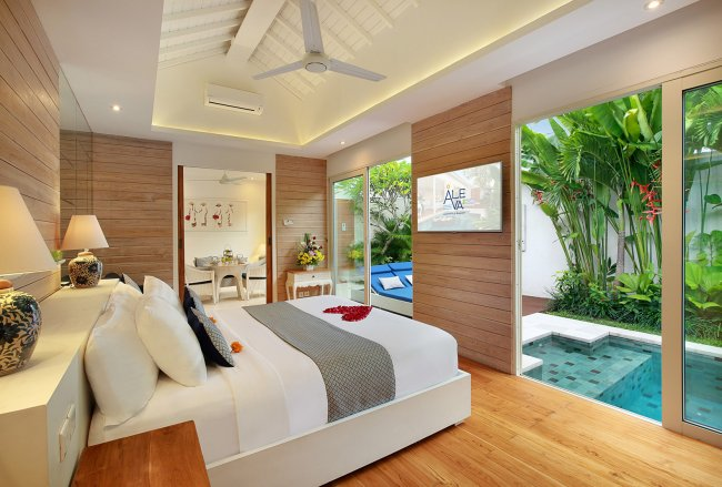 Aleva Villa - 1 Bedroom Villa - Bali Villa Rentals in Seminyak