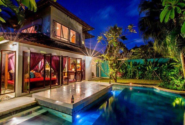 Villa Eshina I - 3 Bedrooms Villa - Bali Villa Rentals in Seminyak
