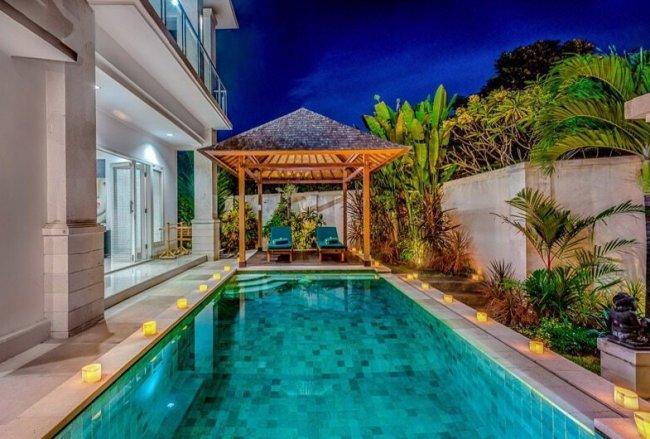 Jazz Villa - 4 Bedrooms Villa - Bali Villa Rentals in Seminyak