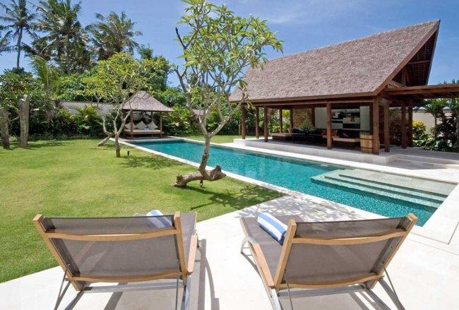 Saba Villas Yudhistira - 2 Bedrooms Villa - Bali Villa Rentals in Canggu
