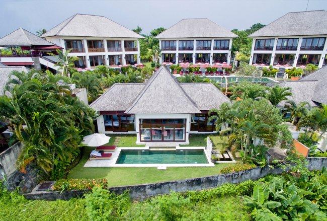 Sahaja Sawah Villas - 3 Bedrooms Villa - Bali Villa Rentals in Tabanan