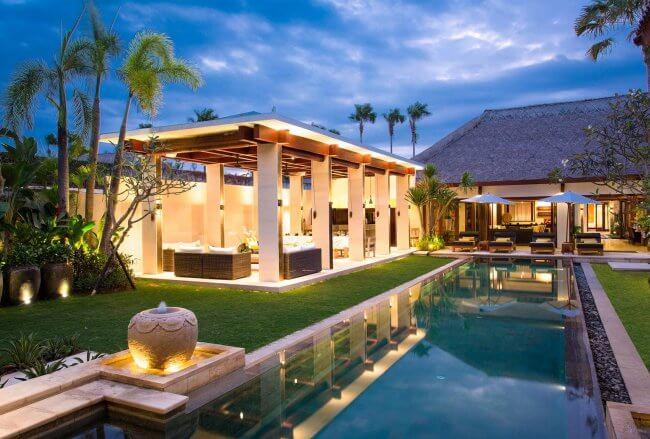 Lilibel Villa - 6 Bedrooms Villa - Bali Villa Rentals in Seminyak
