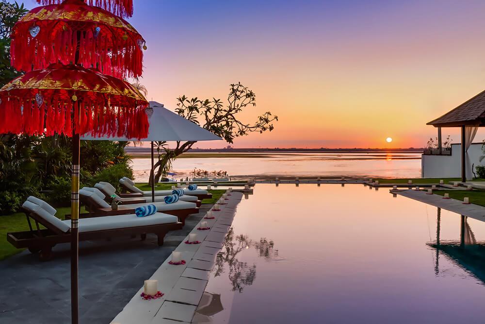 Villa Sunset In Nusa Dua Bali Indonesia 3 Bedrooms Villas In Bali
