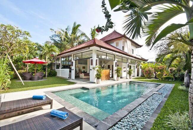 Villa Surga - 2 Bedrooms Villa - Bali Villa Rentals in Seminyak