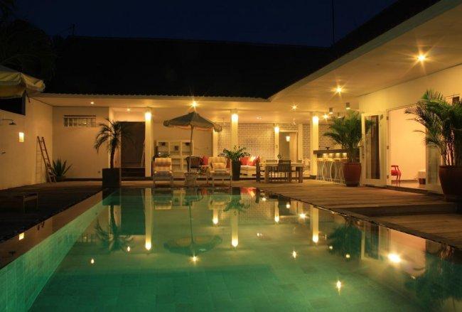 ASANA VILLA - 2 Bedrooms Villa - Bali Villa Rentals in Canggu