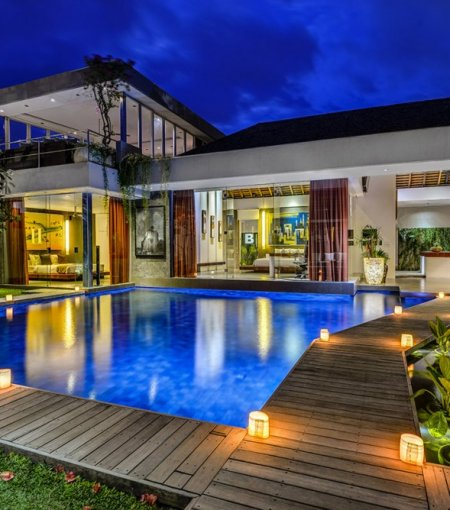 5 Best Private Pool Villas in Bali