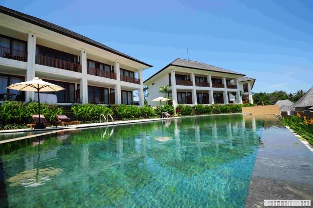 Pool Area Villa Sahaja Sawah Indah Tabanan Bali Bali