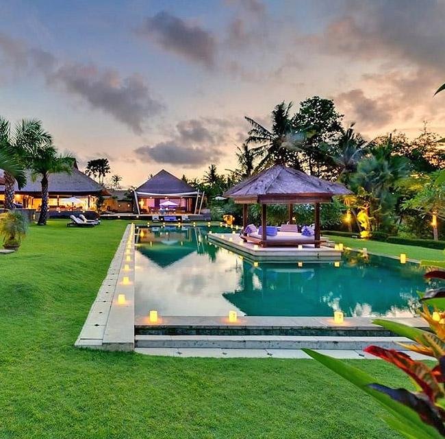 Bali Villa Rentals - Villa Chalina Estate