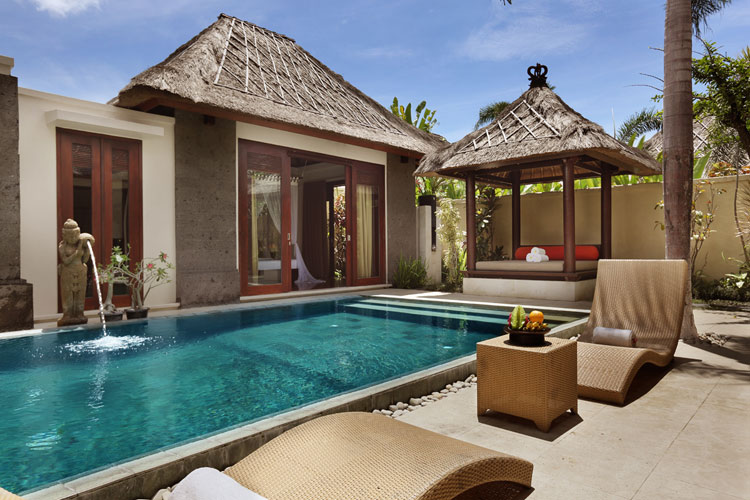Bedroom Villas In Bali Legian
