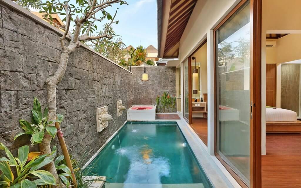 Villa Kuta Bali Cheap